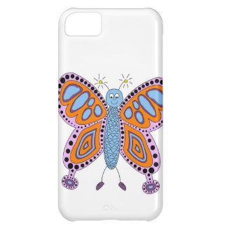 Cute Fun Butterfly iPhone 5C Covers