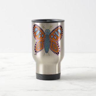 Cute Fun Butterfly Coffee Mug