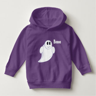 Cute fun cartoon of a Halloween ghost or ghoul, Hoodie