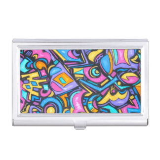 Funky Business Card Holders Cases Zazzle