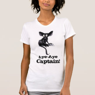 Cute Funny Aye-Aye Tshirts