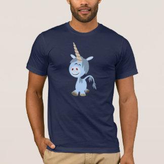 Cute Funny Cartoon Unicorn T-Shirt