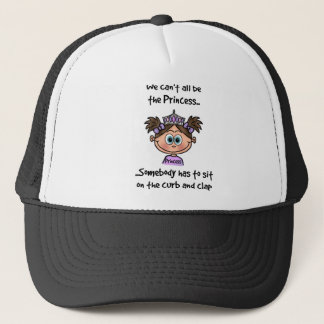 Cute Funny Customizable Princess Shirt! Trucker Hat