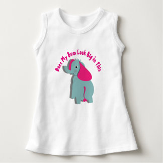 Cute Funny Elephant Does My Bum Look Big In This Shirts