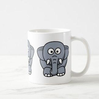 Cute Funny Elephant Mug
