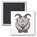 Cute Funny Farm Yard Goat    Magnet