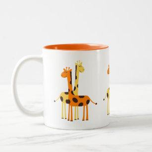 Giraffe Coffee & Travel Mugs | Zazzle