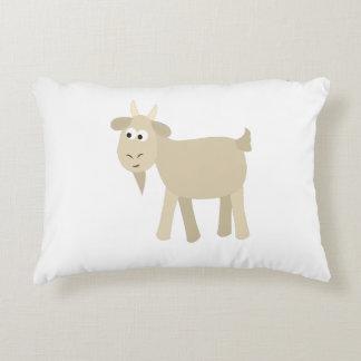Cute Funny Little Goat Decorative Pillow
