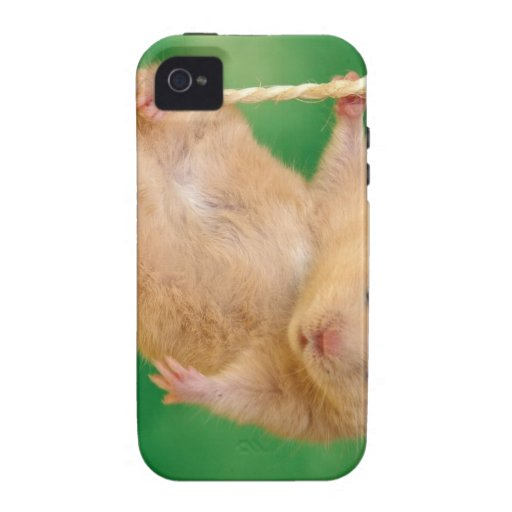 cute funny little guy iPhone 4/4S cases