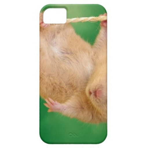 cute funny little guy iPhone 5 case