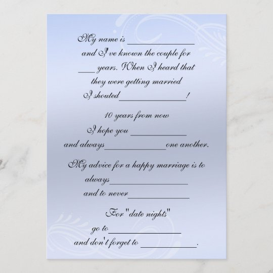 Cute Funny Marriage Advice For Bride Groom