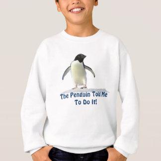 Cute Funny Penguin Kids Sweater! Sweatshirt