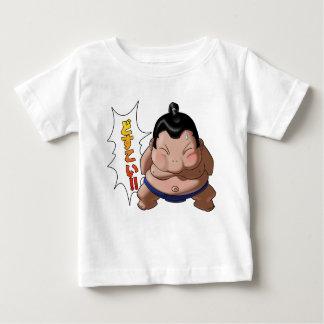 Cute Funny Sumo Wrestler Dosukoi Shirt
