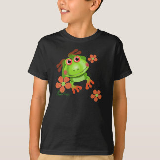 Cute Funny Tree Frog T-Shirt