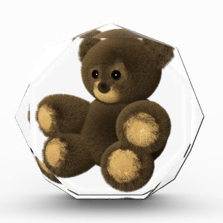 Cute furry teddy bear award
