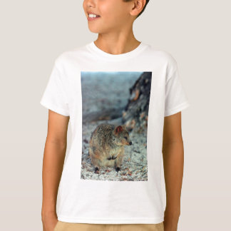 Cute fury Quokka on Rottnest Island T-Shirt
