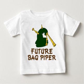 Cute Future Bagpiper Baby Gift Baby T-Shirt