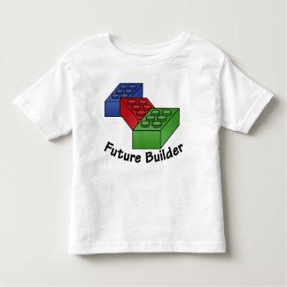 Cute - Future Builder - Classic Toy T Shirt