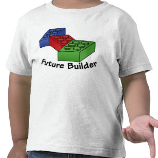 Cute - Future Builder - Classic Toy Tshirts
