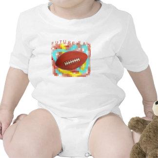 Cute Future Football Fan Design T Shirt