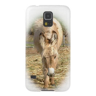 Cute Fuzzy Donkey Foal Cell Phone Case