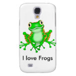 Cute Galaxy S4 Frog Cover Galaxy S4 Cover