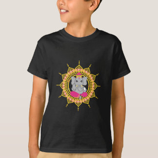 Cute Ganesha Kid's T-shirt