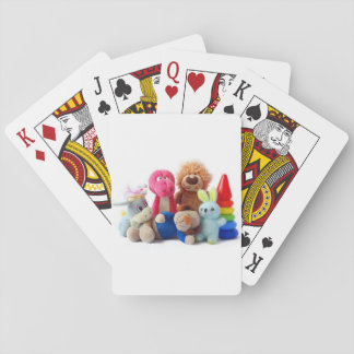 **CUTE GANG OF TOYS** PLAYING CARDS