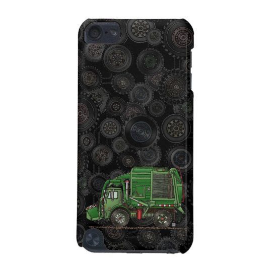 Cute Garbage Truck Trash Truck iPod Touch 5G Case