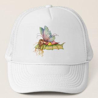 Cute Garden Fairy Fantasy Art Cap