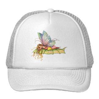 Cute Garden Fairy Fantasy Art Cap Trucker Hat