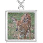 Cute Gazelle Necklaces
