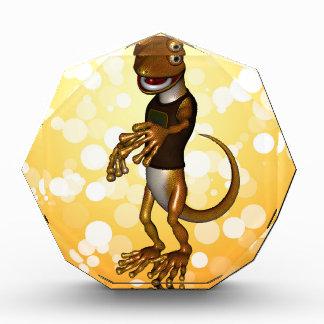 Cute gecko awards
