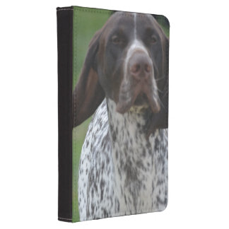 Cute German Shorthaired Pointer Kindle Cover