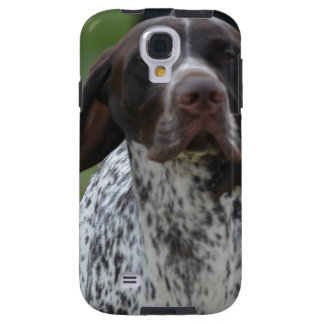 Cute German Shorthaired Pointer Galaxy S4 Case