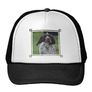 Cute German Shorthaired Pointer Mesh Hat
