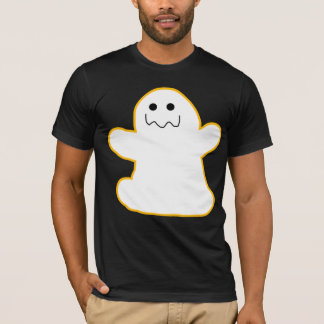 Cute Ghost Add Your Own Caption or Text T-Shirt