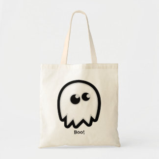 Cute Ghost Halloween Trick or Treat Bags