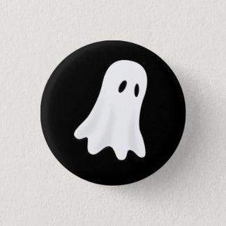 Cute Ghost Pinback Button