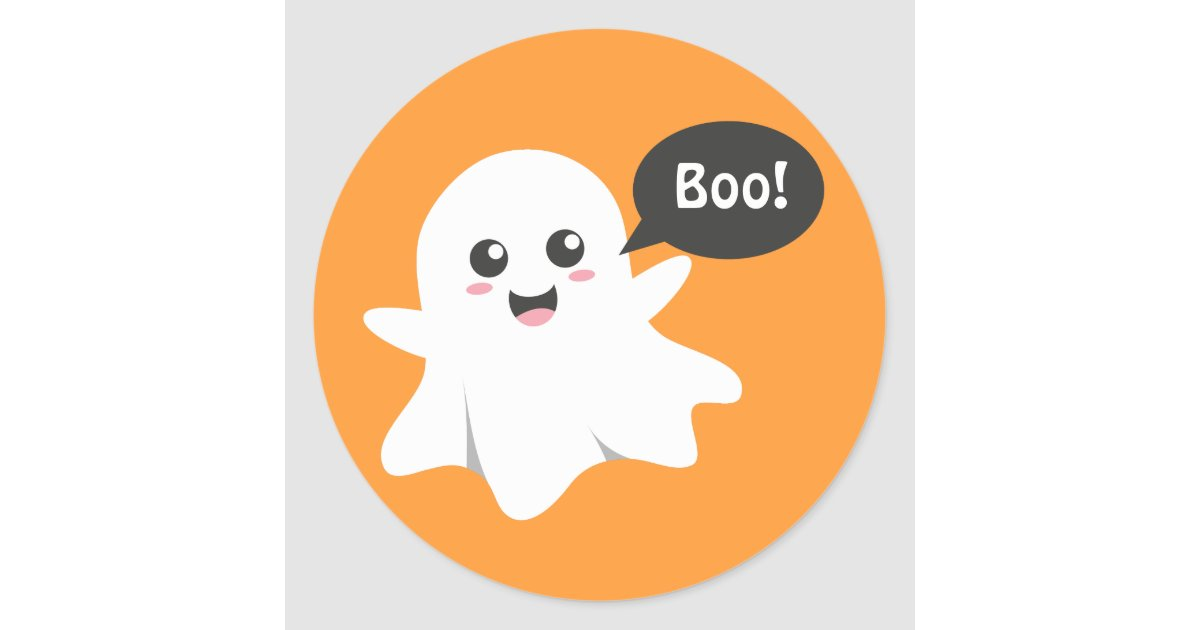 cute ghost that goes boo  happy halloween classic round sesame street clip art png sesame street clip art houses