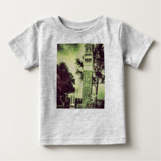 Cute Ghost Tower Infant T-shirt cute gy