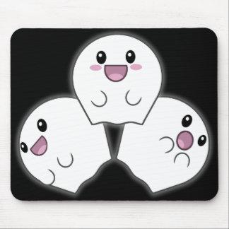 Cute Ghosties Mousepad