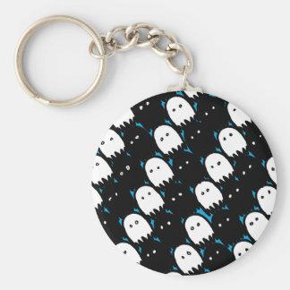 Cute Ghosts Keychain