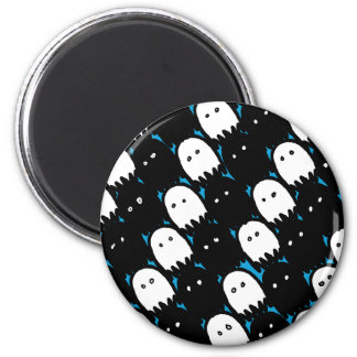 Cute Ghosts Magnets