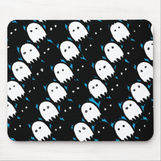 Cute Ghosts Mouse Pad