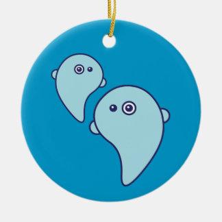 Cute Ghosts Ornament