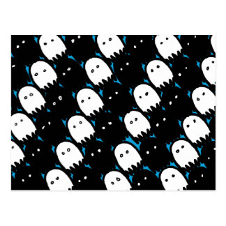 Cute Ghosts Postcard