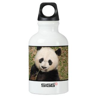 Cute Giant Panda Bear Aluminum Water Bottle