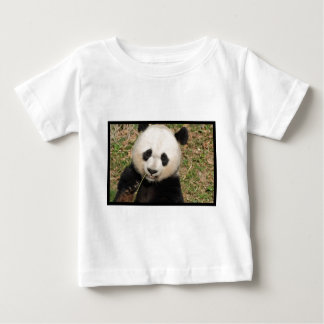 Cute Giant Panda Bear Baby T-Shirt