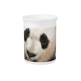 Cute Giant Panda Bear Drink Pitcher